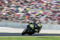 VALENTINO ROSSI - ITALIAN - MONSTER ENERGY YAMAHA MotoGP - YAMAHA<br /> Valencia 16/11/2019 <br /> Moto Gp Spain <br /> Foto Vincent Guignet / Panoramic / Insidefoto