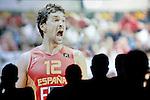 80th Aniversary of the National Basketball Team at Melia Castilla Hotel, Spain, September 01, 2015. <br /> (ALTERPHOTOS/BorjaB.Hojas)