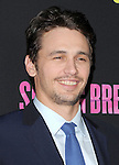 James Franco at The L.A. Premiere of Spring Breakers held at The Arclight Theater in Hollywood, California on March 14,2013                                                                   Copyright 2013 Hollywood Press Agency