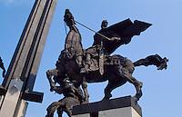 Bulgarien, Velico Tarnovo, Assen-Denkmal
