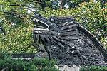 China, Shangahi, Yu Garden Dragon