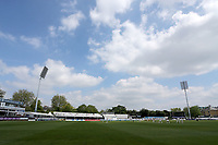 General view of play during Essex CCC vs Nottinghamshire CCC, LV Insurance County Championship Group 1 Cricket at The Cloudfm County Ground on 3rd June 2021