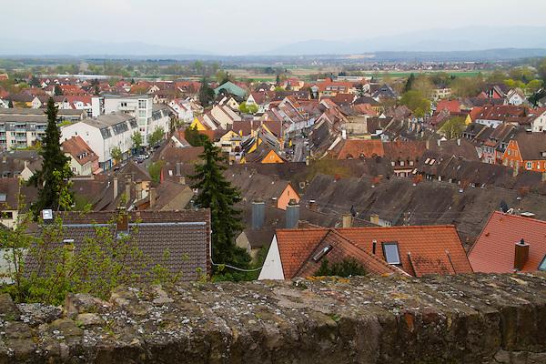 Breisach, western Germany, 2014