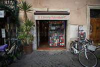 Bookshop.<br />