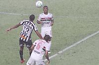 São Paulo (SP), 10/01/2021 - São Paulo-Santos - Madson, jogador do Santos. Partida entre São Paulo e Santos válida pelo Campeonato Brasileiro neste domingo (10) no estádio do Morumbi em São Paulo.