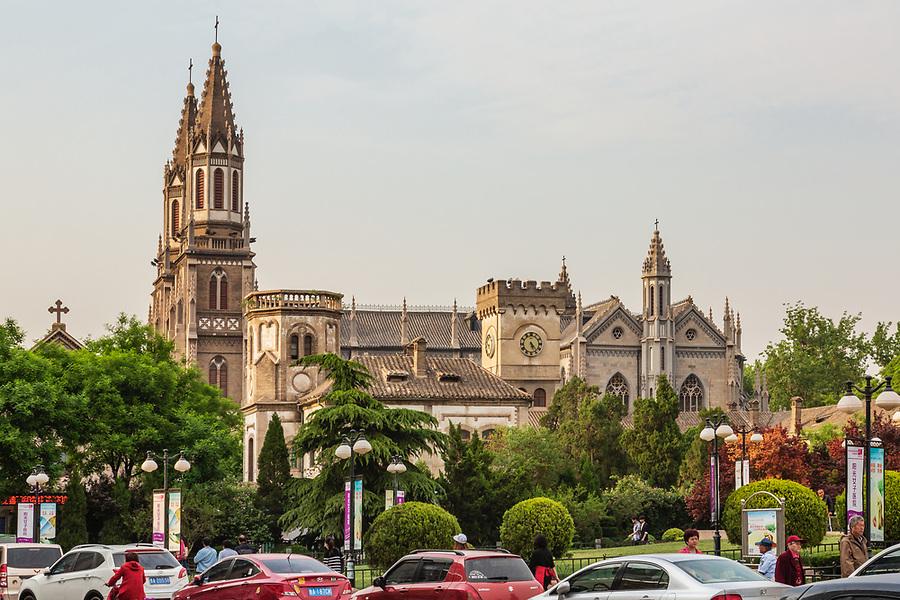 St. Joseph's Cathedral, Jinan (Tsinan).