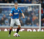 Fraser Aird looking for some movement up front