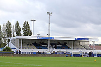 General view of the ground during Wingate & Finchley vs Lewes, Pitching In Isthmian League Premier Division Football at the Harry Abrahams Stadium on 3rd October 2020