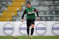 Valeria Pirone of Sassuolo in action during the women Serie A football match between US Sassuolo and Hellas Verona at Enzo Ricci stadium in Sassuolo (Italy), November 15th, 2020. Photo Andrea Staccioli / Insidefoto
