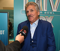 MIAMI BEACH, FL - JANUARY 28: Dave Wannstedt attends the Fox Sports Media Day during Super Bowl LIV week on January 28, 2020 in Miami Beach, Florida. (Photo by Frank Micelotta/Fox Sports/PictureGroup)