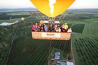 20150221 21 February Hot Air Balloon Cairns