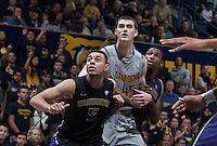 CAL Basketball vs Washington, January 2, 2015