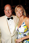 """Kurt and Jenny Hoffman at the Theatre Under the Stars """"Night of a Thousand Stars"""" benefitting TUTS at the Hobby Center Friday April 23,2010.. (Dave Rossman Photo)"""