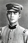 Undated - Inosuke Sakue was one of the Bakudan Sanyushi (also called Nikudan Sanyushi, or The Three heroic Human Bullets), three soldiers who died while trying to blow up enemy escapement at short war between the armies of the Republic of China and the Empire of Japan in Shanghai, 1932. (Photo by Kingendai Photo Library/AFLO)