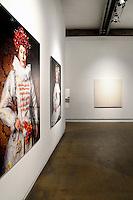 contemporary art gallery