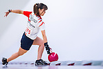 Boys & Girls doubles Semi-Final round during Day 4 of the World Youth Tenpin Bowling Championships on August 11, 2014 at the SCAA bowling centre in Hong Kong, China.  Photo by Aitor Alcalde / Power Sport Images