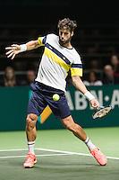 ABN AMRO World Tennis Tournament, Rotterdam, The Netherlands, 13 februari, 2017, Feliciano Lopez (ESP)<br /> Photo: Henk Koster