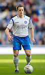 Rangers v St Johnstone....27.02.11 .Alan Maybury.Picture by Graeme Hart..Copyright Perthshire Picture Agency.Tel: 01738 623350  Mobile: 07990 594431