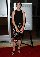 HOLLYWOOD, LOS ANGELES, CA, USA - JUNE 09: Neve Campbell at the Los Angeles Premiere Of Sony Pictures Classics' 'Third Person' held at the Linwood Dunn Theater at the Pickford Center for Motion Study - Academy of Motion Picture Arts and Sciences on June 9, 2014 in Hollywood, Los Angeles, California, United States. (Photo by Xavier Collin/Celebrity Monitor)