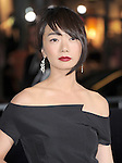 Doona Bae at The Warner Bros. Pictures L.A. Premiere of Cloud Atlas held at The Grauman's Chinese Theatre in Hollywood, California on October 24,2012                                                                               © 2012 Hollywood Press Agency