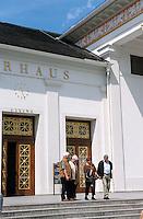 Kurhaus in Baden-Baden, Baden-Württemberg, Deutschland