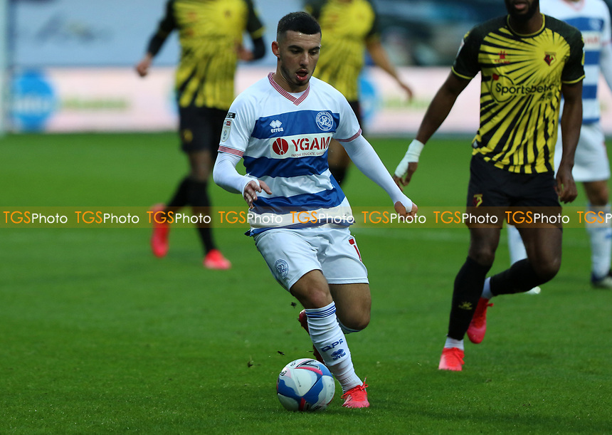 Ilias Chair of Queens Park Rangers  during Queens Park Rangers vs Watford, Sky Bet EFL Championship Football at The Kiyan Prince Foundation Stadium on 21st November 2020