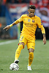 FC Barcelona's Neymar Santos Jr during Champions League 2015/2016 Quarter-Finals 2nd leg match. April 13,2016. (ALTERPHOTOS/Acero)