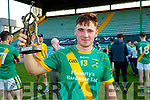 Maurice O'Connor, Kilmoyley Man of the match after the Kerry County Senior Hurling Championship Final match between Kilmoyley and Causeway at Austin Stack Park in Tralee