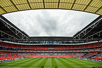 A general view of the stadium prior to the the Uefa Euro 2020 Final football match between Italy and England at Wembley stadium in London (England), July 11th, 2021. Photo Andrea Staccioli / Insidefoto