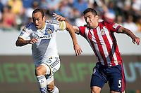 LA Galaxy vs Chivas USA, June 8, 2014