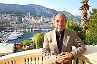 MIGUEL FERRER - COCKTAIL AU MINISTERE D'ETAT - 54EME FESTIVAL INTERNATIONAL DE TELEVISION DE MONTE CARLO
