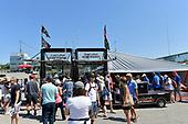 #7 Acura Team Penske Acura DPi, P: Helio Castroneves, Ricky Taylor, paddock, atmosphere,