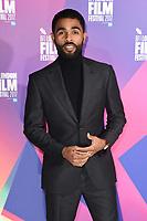"Anthony Welsh<br /> arriving for the London Film Festival 2017 screening of ""Journeyman"" at Picturehouse Central, London<br /> <br /> <br /> ©Ash Knotek  D3333  12/10/2017"