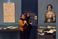 2020/03/10 Kultur | Berlin | Ludwig van Beethoven-Ausstellung