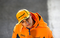 NORRIS Lando (gbr), McLaren MCL35M, portrait during the Formula 1 Rolex Turkish Grand Prix 2021, 16th round of the 2021 FIA Formula One World Championship from October 8 to 10, 2021 on the Istanbul Park, in Tuzla, Turkey -<br /> Formula 1 Turkish GP 07/10/2021<br /> Photo DPPI/Panoramic/Insidefoto <br /> ITALY ONLY