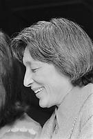 L'auteure Han Suyin<br /> , 1973<br /> <br /> <br /> PHOTO : Agence Quebec Presse - Alain Renaud