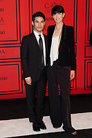 **FILE PHOTO** Stella Tennant Has Passed Away at 50.<br /> <br /> NEW YORK, NY - JUNE 3: Stella Tennant, Joseph Altuzarra at the 2013 CFDA Fashion Awards at Lincoln Center's Alice Tully Hall in New York City. June 3, 2013. <br /> CAP/MPI99<br /> ©MPI99/Capital Pictures