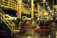 American automotive plant