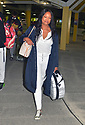 MIAMI, FL - JULY 15: (EXCLUSIVE COVERAGE) Garcelle Beauvais is seen at Miami International Airport on July 15, 2021 in Miami, Florida. (Photo by Vallery Jean / jlnphotography.com )