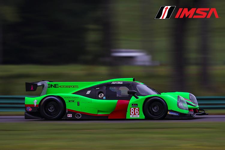 #86 ONE Motorsports Ligier JS P3, LMP3: Dave House, Paul LaHaye