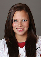 STANFORD, CA - OCTOBER 29:  Mary Kate Smith of the Stanford Cardinal softball team poses for a headshot on October 29, 2009 in Stanford, California.