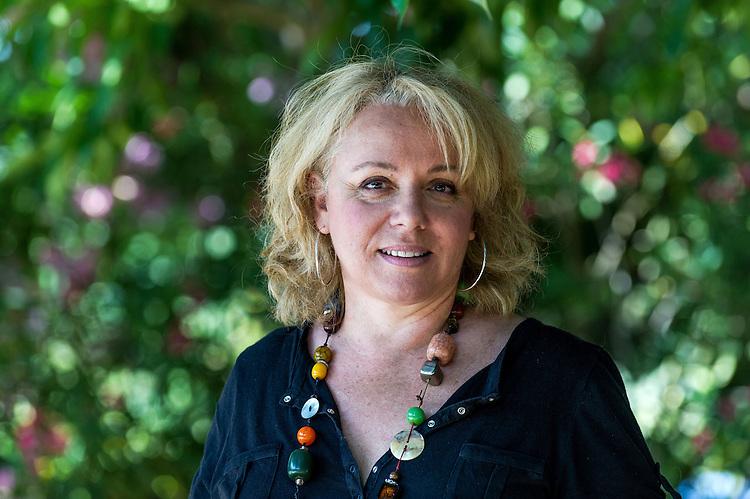 Luce NOCERA, présidente de l'association départementale Dyspraxie France Dys et maman d'un adolescent dyspraxique -  Marseille 2013
