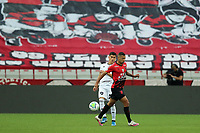 9th September 2020; Arena da Baixada, Curitiba, Brazil; Brazilian Serie A, Athletico Paranaense versus Botafogo; Fabinho of Athletico Paranaense and Kevin of Botafogo