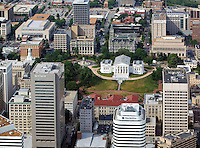 Richmond, Virginia Aerial Photographs