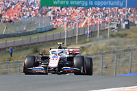 3rd September 2021: Circuit Zandvoort, Zandvoort, Netherlands;   FORMULA 1 HEINEKEN DUTCH GRAND PRIX 2021 Mick Schumacher DEU 47 , Haas F1 Team