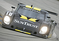#10 Pontiac Riley, overall winner, the Grand Prix od Miami at Homestead-Miami Speedway on Saturday, March 5, 2005.(Grand American Road Racing Photo by Brian Cleary)