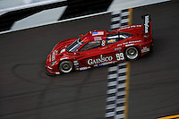 #99 Gainsco/Bob Stallings Racing Chevrolet Corvette of Jon Fogarty, Alex Gurney & Memo Gidley