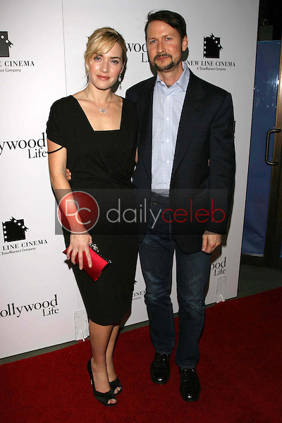 """Kate Winslet and Todd Field<br />at the New Line Cinema's """"Little Children"""" celebration party hosted by Hollywood Life Magazine. Pacific Design Center, West Hollywood, CA. 11-15-06<br />Dave Edwards/DailyCeleb.com 818-249-4998"""
