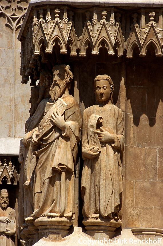 Spanien, Katalonien, Tarragona, Kathedrale