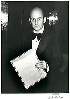 Charles Bronfman<br /> ,  20 nov 1979<br /> <br /> <br /> PHOTO :   Agence Quebec Presse